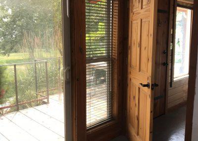 Studio Condo Doors